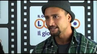 Angelo Del Vecchio, Provino, Ciak si Roma! 2014, Il Gioco del Lotto, RB Casting