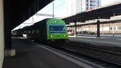 Le 27.10.2016 en gare de La Chaux-de-Fonds