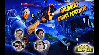 SRIMULAT DIVISI FORTNITE - Fortnite Indonesia