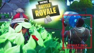 The Last NO-SKINS de la saison 8 ( Moments drôles ) Fortnite Bataille Royale