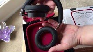 Video CLEER NC Active Noise Cancelling Headphones HD Audio Unboxing 4-7-16 download MP3, 3GP, MP4, WEBM, AVI, FLV Juli 2018