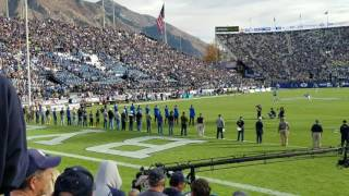 """BYU Vocal Point """"God Bless the USA"""""""