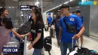 [더 스카웃 + 하위나이트] 하위나이트 - All Stars in  Thailand 1일차 태국 현지 도착