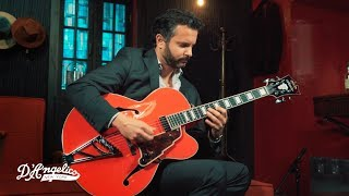 Vinny Raniolo and the Inspiration of the Premier EXL-1 | D'Angelico Guitars