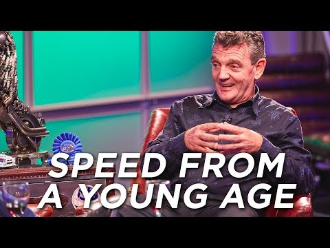 Team Ireland Formula 1 Legends | Speed from a Young Age