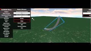 ROBLOX BuildEdit Advanced Pattern