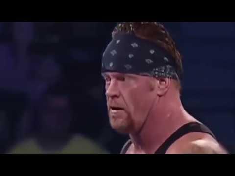 Undertaker vs John Cena Bloodiest match In WWE History