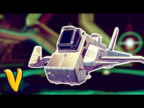 BEST LOOKING SHIP IN NO MAN'S SKY! :: No Man's Sky Expiration #2