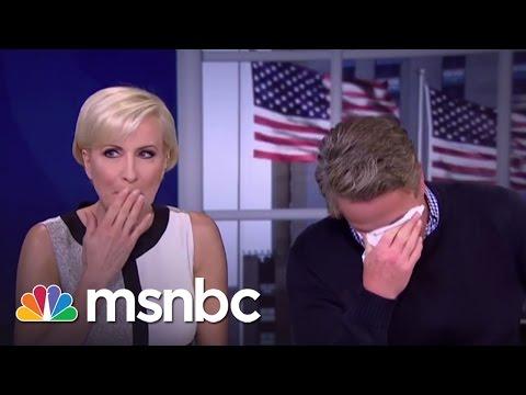 Mika Gets Adult Braces, Morning Joe Reacts   Morning Joe   MSNBC