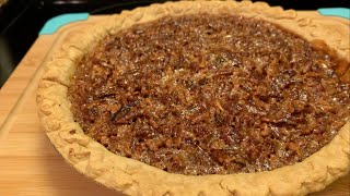 How To Make A Classic <b>Pecan Pie</b>