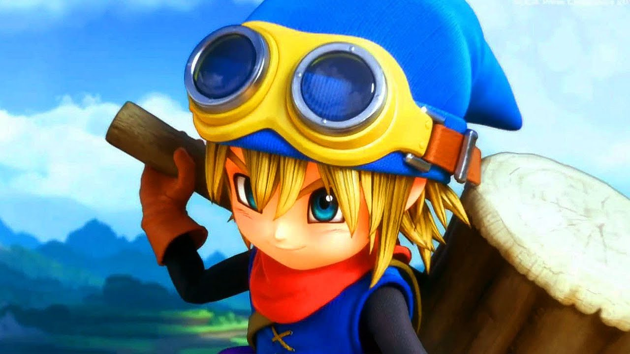 Dragon Quest Builders Trailer 1080p Hd Ps4 Youtube