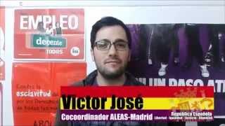 Victor Jose, Mérida por la Tercera República