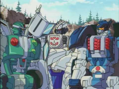 Transformers Robots In Disguise Episode 3-2 (HD)