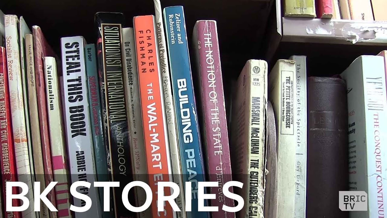 NYC Books Through Bars