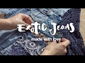 Made with love – Exotic Jeans SS17 Desigual