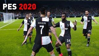 PES 2020 Juventus Gameplay Trailer