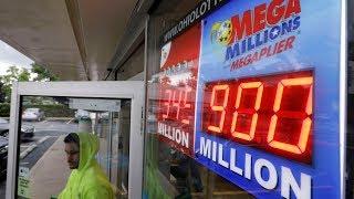 Powerball lên tới $430 triệu; Mega Millions lên $900 triệu