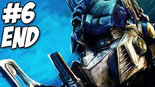 Transformers: The Game Autobots Walkthrough Part 6 - Ending Gameplay Let