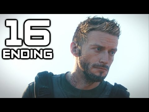 [Part 16] Call of Duty Advanced Warfare ENDING Walkthrough Gameplay (Advanced Warfare) (Let's Play)