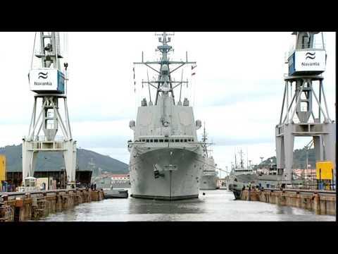 NAVANTIA Fene-Ferrol: Ship Repairs