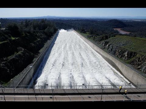Live stream oroville dam