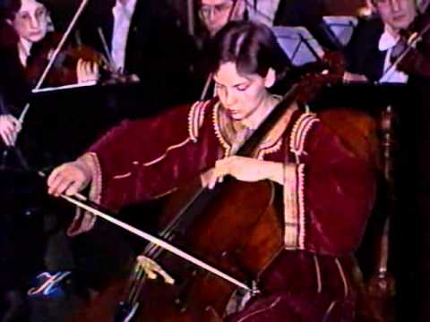 Nina Kotova, performing Haydn D in  Kremlin