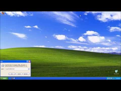 How To Fix Windows Update Error In Windows XP