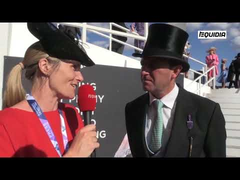 Charlie Appleby - Masar Derby et Key Victory Jockey-club - 02/06/18