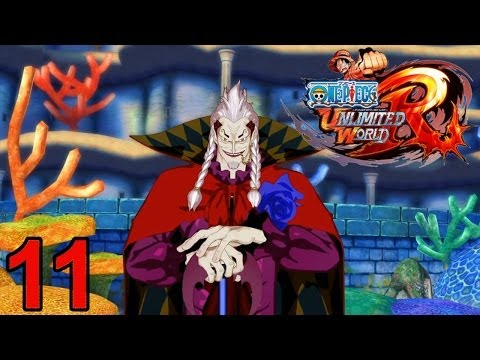 Let's Play One Piece Unlimited World Red [German][Blind][#11] Der Rote Graf