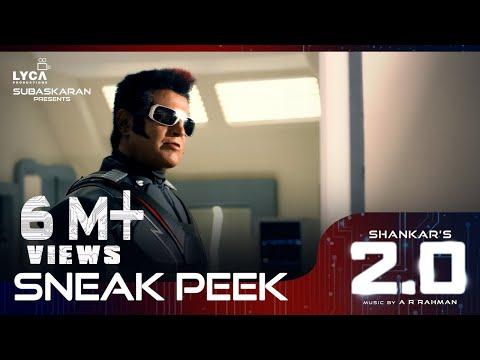 2.0 - Sneak Peek | Rajinikanth | Akshay Kumar | A R Rahman | Shankar | Subaskaran