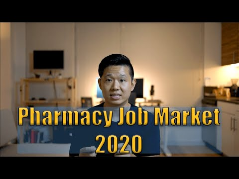Pharmacy Job Market 2020 | Is It Worth It?