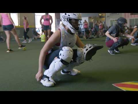Easton's Jen Schro The Very Best Catcher's Gear: Testimonials Part 3