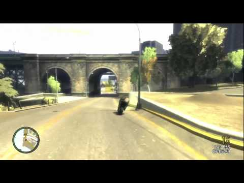 Grand Theft Auto 4 Multiplayer Race – Rize in the East