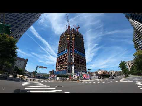 Taipei Xinyi District Fubon Xinyi Headquarters 信義計畫區 富邦信義總部 20200618