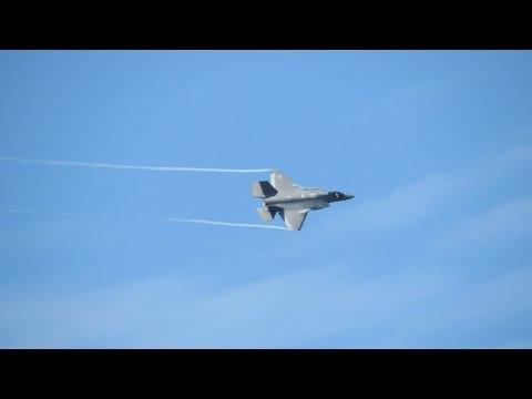 Volk Field Plane Spotting During Operation Northern Lightning August 30th 2016