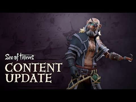 Official Sea of Thieves Content Update: The Hunter's Call