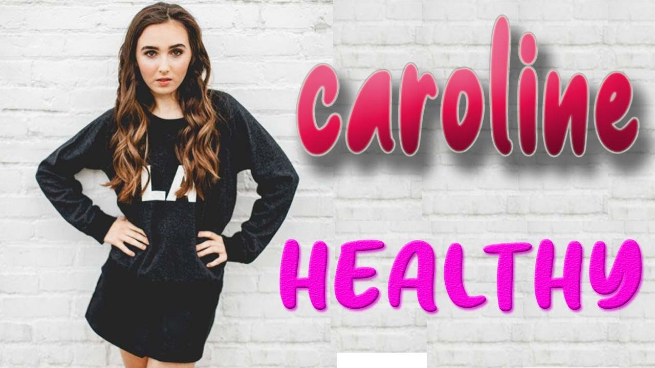 Healthy - Caroline (Lyrics Video) 🎧