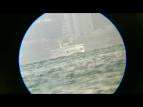 Flat Earth Debunk! - Following the Seattle Ferry Boat over the Curve thumbnail