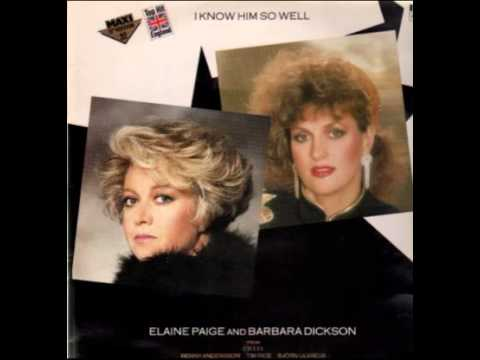 Elaine Paige & Barbara Dickson   I Know Him So Well