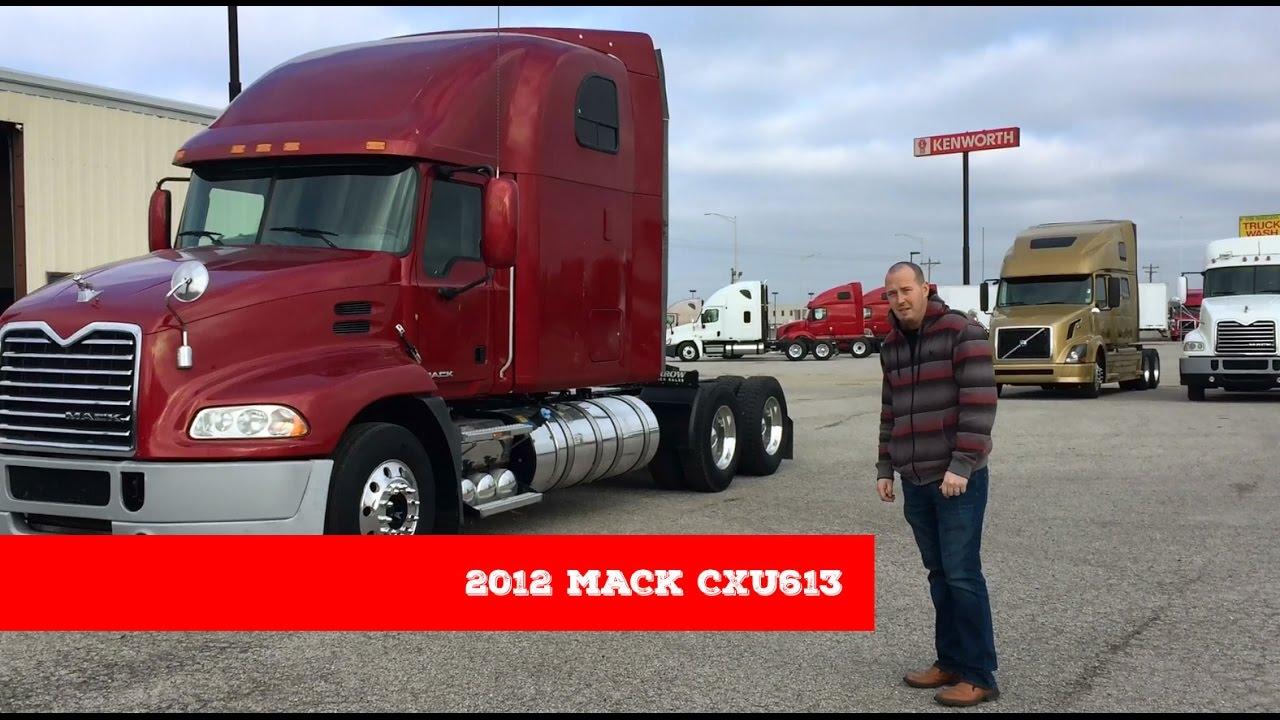 2012 mack dump truck [ 1280 x 720 Pixel ]