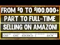 From $0 To $100,000 On Amazon - Start Selling On Amazon In 2019