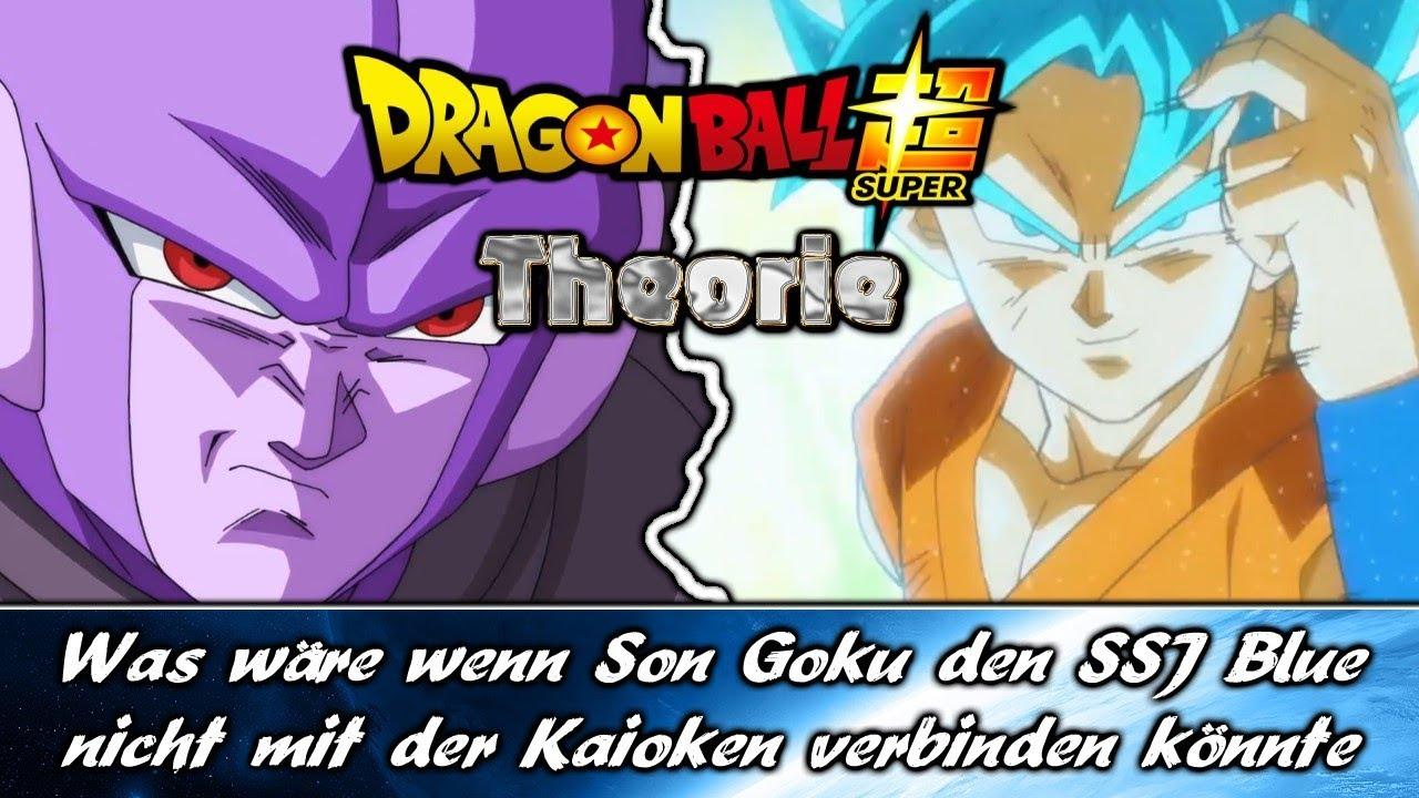 Was Wäre Wenn Son Goku Den Ssj Blue Nicht Mit Der Kaioken Verbinden