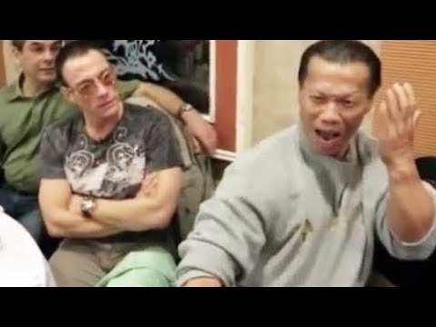 Jean-Claude Van Damme Meets Bolo Yeung For The First Time In 20 Years thumbnail