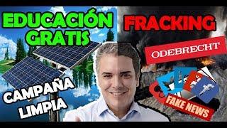 !Las Dos Caras De Duque! La Única Opción Coherente Es La Colombia Humana De Gustavo Petro