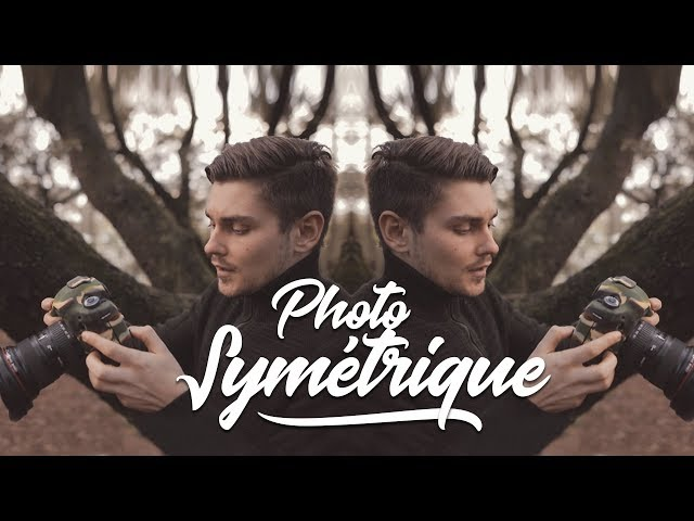 Technique photo: La photo Symétrique