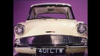 First on the Road with the Anglia - 1959