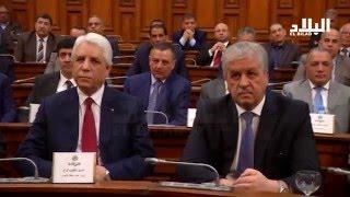 سلال يؤكد : التصويت على الدستور  الأحد القادم  -el bilad tv -