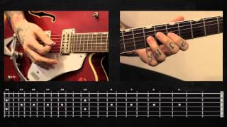 Sasha Rock'n'Roll guitar lessons- Black Lung (Rancid) видео урок №2 tutorial(Sasha Rock'n'Roll guitar lessons- Black Lung (Rancid) видео урок, табы, подробный разбор Официальная группа: https://vk.com/guitar_punk_rock_school..., 2016-03-14T11:11:36.000Z)