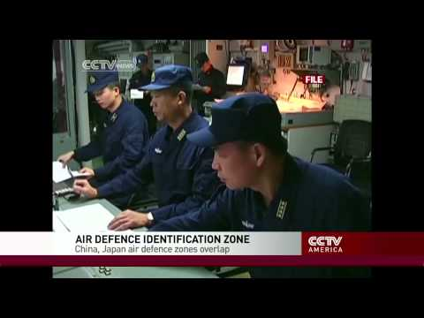 Tensions soar over China's East China Sea air defense ID zone