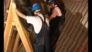 видео Конструкции скатных крыш